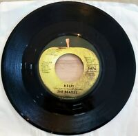 "The Beatles ""HELP!"" 1971 US APPLE 5476 REISSUE 45 W/SLEEVE~NEAR MINT!"