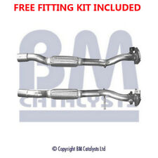 Fit with FIAT 500 Exhaust Connecting Link Pipe 50108 1.3 (Fitting Kit Included)