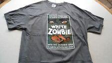 White Zombie Eyes Bela Lugosi Hypnotism Dracula Jack Pierce Horror Shirt Lrg.