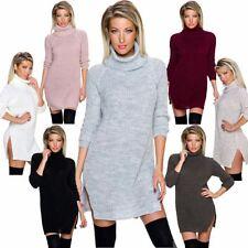 c0b768377e7068 Winter Langarm Damenkleider günstig kaufen | eBay