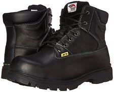 Men's Avenger A7300 Safety Boot Black Leather Size 8 MSRP 150$
