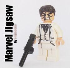 LEGO Custom -- Jigsaw -- Marvel Super heroes minifigures punisher