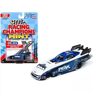JOHN FORCE 2019 PEAK 1/64 RACING CHAMPIONS MINT DIECAST FUNNY CAR CHEVY CAMARO