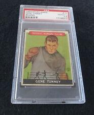 1933 Goudey Sport Kings #18 Gene Tunney PSA Good + 2.5
