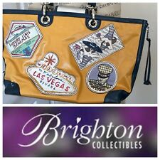 Brighton Fashionista Tote Bag, Handbag Purse