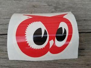 Vintage Red Owl Store Decal / Unused