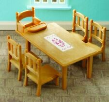 Sylvanian Families Family Table and Chairs Sf4506