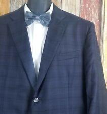 Isaia Napoli Timeless 140's Lightweight Wool 2 Piece Suit 50R Regular 45x27