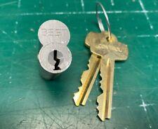 Best Original 7 pin Gray Construction SFIC Lock - A keyway - Locksmith Cylinder