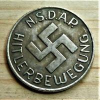 W.W.2 GERMAN COLLECTORS COIN 50 GROSCHEN '35 - '36