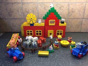 Vintage Farm lego duplo 2650