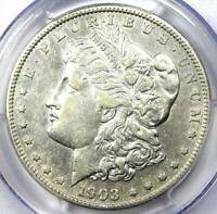 1903-S Morgan Silver Dollar $1 - Certified PCGS XF Details (EF) - Rare Date!