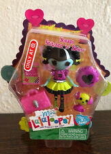 "Lalaloopsy Mini SCRAPS STITCHED N' SEWN 3"" Doll NEW Target Exclusive Halloween"