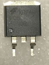 QTY 1 FQB50N06LTM    MOSFET Transistor NEW GENUINE ORIGINAL UK STOCK