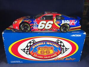 I4-4 DARRELL WALTRIP #66 KMART VICTORY TOUR 2000 FORD TAURUS - 1:18 SCALE