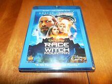 RACE TO WITCH MOUNTAIN Walt Disney Blu-ray Disc DVD Digital 3-Disc Set NEW