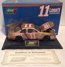 1996 Revell 1:24 Diecast NASCAR BRETT BODINE #11 LOWE'S Ford Thunderbird