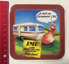 Aufkleber/Sticker: LMC Lord-Münsterland-Caravan First Class (160316118)