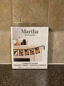 Martha Stewart Halloween decorations indoor Garland Chandelier hanging