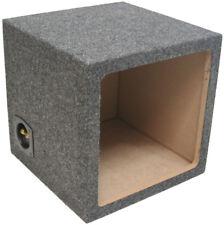 Single 12 Kicker Solobaric L3 L5 L7 Subwoofer Sealed Enclosure Speaker Sub Box