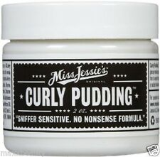 Miss Jessie's Curly Pudding Unscented 2oz - Jar