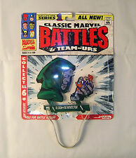 Classic Marvel  Metal Battles and Team-ups Toy -Dr Doom & The Fantastic Four