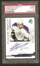 2006 SP Authentic Anze Kopitar Future Watch Auto Rookie PSA 9 Mint Beauty