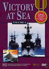Victory At Sea - WW2 - Volume 4 - NEW DVD