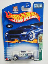 Hot Wheels 2003 Treasure Hunt #001 Teppista Bianco