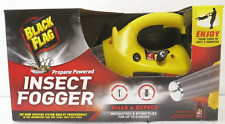 Black Flag Propane Powered  Fog Machine Insect Bug & Mosquito Fogger ~ NEW