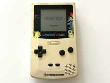 GAME BOY COLOR console POKEMON CENTER limited Nintendo CGB-001 tested works DHL
