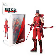 DC COMICS ARSENAL NEW 52 RED HOOD OUTLAWS ACTION FIGURE COLLECTIBLE