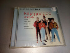 CD KAJAGOOGOO & LIMAHL : BEST OF THE 80'S
