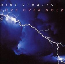 Dire Straits Love Over Gold CD NEW SEALED 1996 Remastered Private Investigations