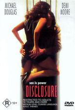 Disclosure - Michael Douglas, Demi Moore, Barry Levinson - DVD