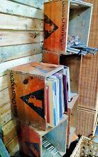 More details for 8 x vintage bass charrington beer crate frames (no bottoms).