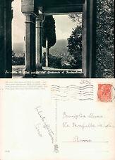 LA VALLE DI RIETI VEDUTA DAL SANTUARIO DI FONTECOLOMBO  -  (rif.fg. 2696)
