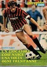 Ga30  Clipping-Ritaglio 1983 Franco Baresi
