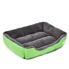 Large Pet Dog Cat Bed Small Cushions Nest Pet Soft Warm Kennel Dog Mat Blankets