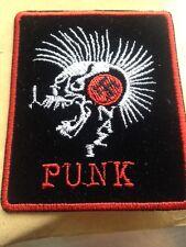 PUNK SEW ON PATCH