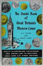 THE GOOD BOOK OF GREAT BRITAIN MODERN COINS 1860-1960 VINTAGE 1st EDITION 1961