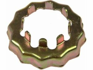 For 1970 Plymouth Superbird Spindle Nut Retainer Front Dorman 52696TW