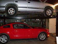 NEW 4 Post Parking car lift  / truck Automotive Hoist 8000 lb extra long Deluxe