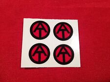 ** 1964-GI JOE CANADA-2019 ** New Adventure Team SOLID Emblem Sticker Pack 4