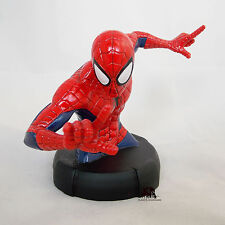 Figurine Buste SPIDERMAN Marvel Super Héros no DC Comics Résine Certificat NEUF