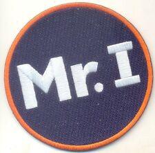 "2017 Mike Ilitch Memorial Jersey Patch Detroit Tigers Road Orange ""Mr. I"""