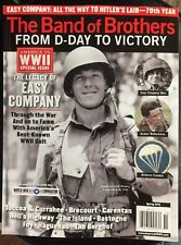 Band Of Brothers D-Day To Victory Legacy Of Easy Company Spr 2015 Free Shipping!