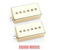Seymour Duncan Phat Cat Gold Cover Set SPH90-1 ( FREE WORLDWIDE SHIPPING )