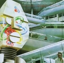 "THE ALAN PARSONS PROJECT ""I ROBOT"" CD NEUWARE"