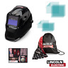 Lincoln Electric K3023-3 Glossy Black 1840 Series Welding Helmet